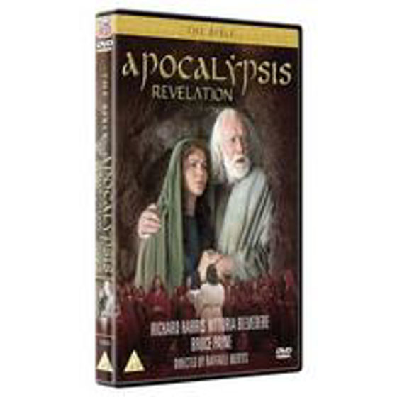 Picture of THE BIBLE- APOCALYPSIS REVELATION DVD