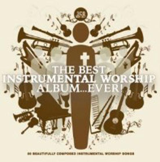 Picture of BEST INSTRUMENTAL WORSHIP ALBUM EVER 3CD SET