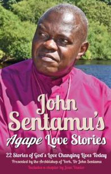Picture of JOHN SENTAMUS AGAPE LOVE STORIES PB