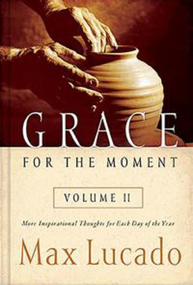 Picture of GRACE FOR THE MOMENT VOL2 HB PADDED