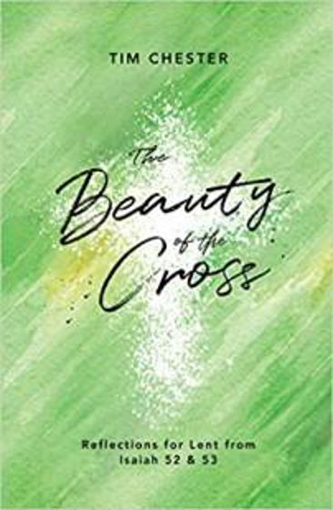 Picture of BEAUTY OF THE CROSS: LENT REFLECTIONS PB