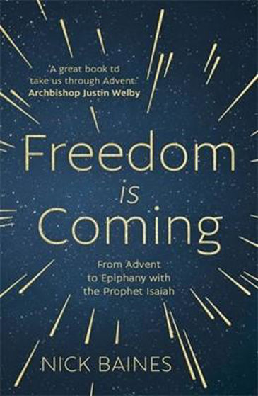 Picture of ADVENT: Freedom Is Coming PB