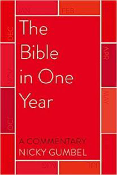 Picture of BIBLE IN ONE YEAR HB