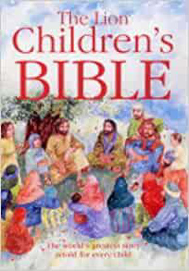 Picture of THE LION CHILDRENS BIBLE PB