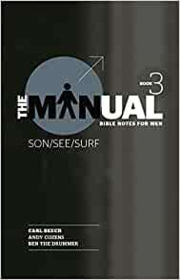 Picture of MANUAL: BIBLE NOTES FOR MEN 3 PB