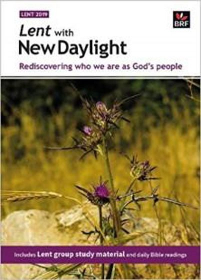 Picture of LENT WITH NEW DAYLIGHT PB