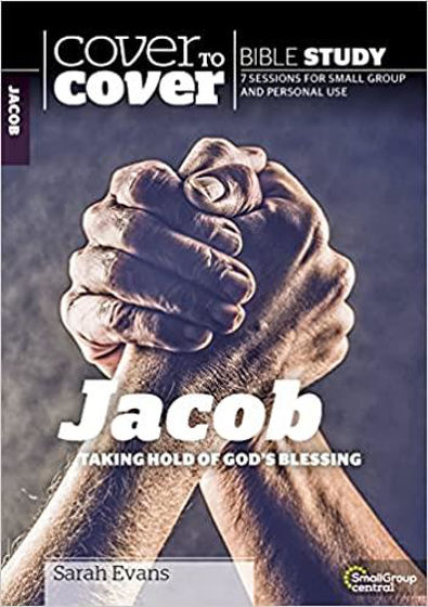 Picture of COVER TO COVER- JACOB: Taking Hold of God's Blessings PB