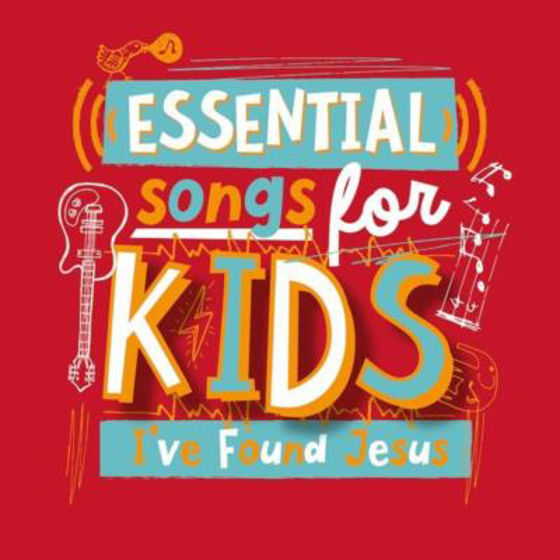 Picture of ESSENTIAL SONGS FOR KIDS: IVE FOUND JESUS CD