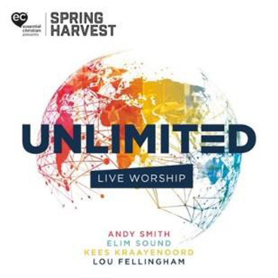 Picture of SPRING HARVEST 2019 UNLIMITED LIVE WORSHIP CD