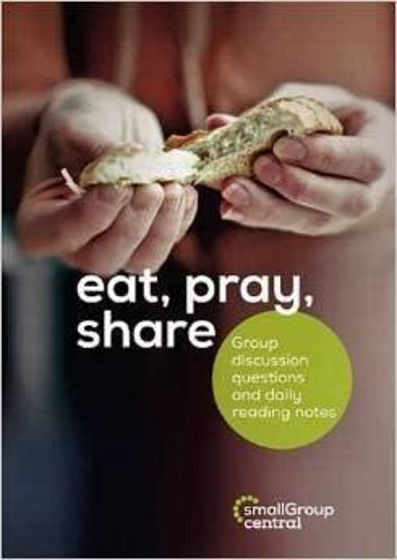Picture of EAT PRAY SHARE LENT- 5 SESSION DVD
