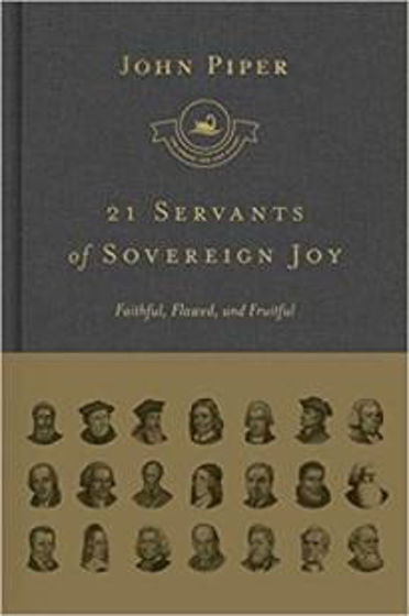 Picture of 21 SERVANTS OF SOVEREIGN JOY HB