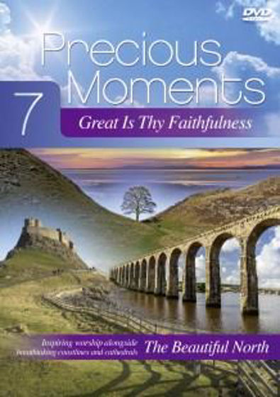 Picture of PRECIOUS MOMENTS 7- GREAT IS THY FAITHFULNESS- THE BEAUTIFUL NORTH