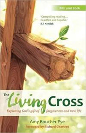 Picture of BRF LENT BOOK 2017- THE LIVING CROSS PB