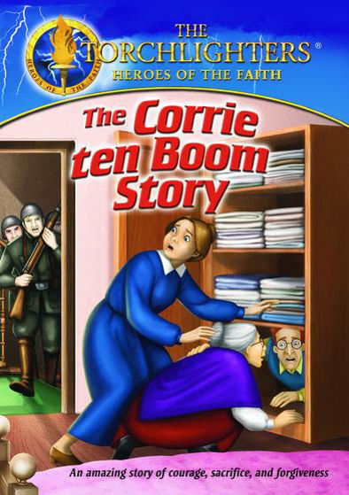 Picture of TORCHLIGHTERS -CORRIE TEN BOOM DVD