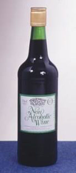 Picture of COMMUNION WINE No 1 NON-ALCOHOLIC CASE of TWELVE BOTTLES