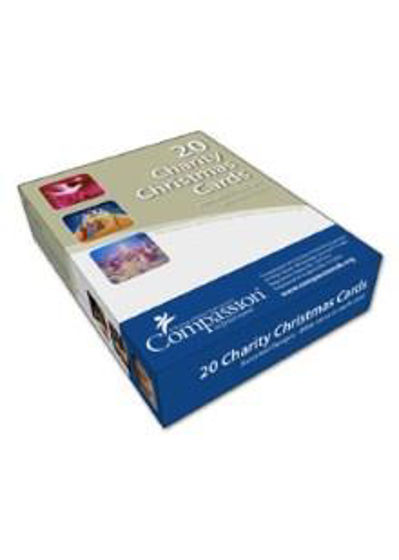 Picture of BOXEDCARDS- CHARITY COMPASSION: 20 IN BOX
