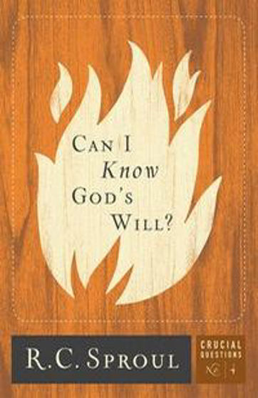 Picture of CRUCIAL QUESTIONS 4- CAN I KNOW GODS WILL? PB