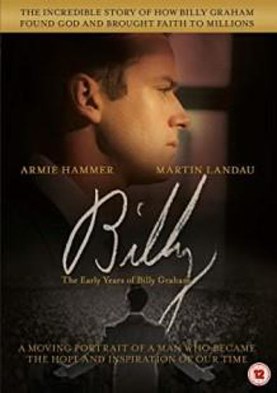 Picture of BILLY EARLY YEARS OF BILLY GRAHAM DVD