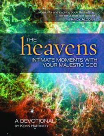 Picture of HEAVENS: INTIMATE MOMENTS WITH THE MAJESTIC GOD HB