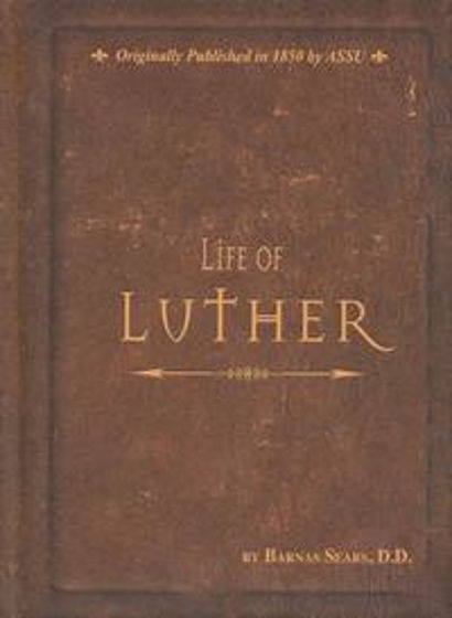 Picture of LIFE OF LUTHER HB