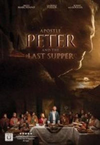 Picture of APOSTLE PETER AND THE LAST SUPPER DVD