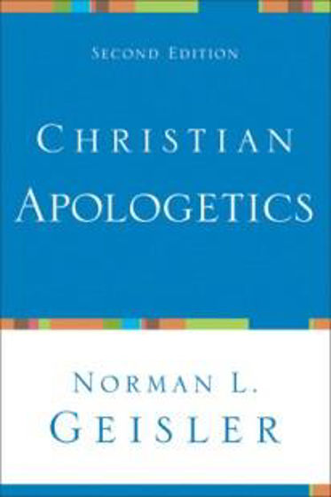 Picture of CHRISTIAN APOLOGETICS SECOND EDITION PB