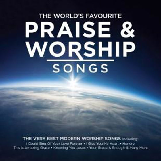 Picture of WORLDS FAVOURITE PRAISE & WORSHIP TRIPLE CD PACK