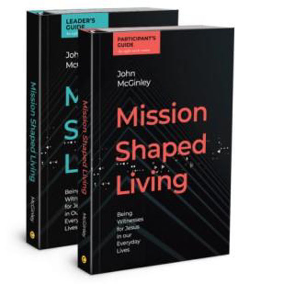 Picture of MISSION SHAPED LIVING: Participant's Guide PB