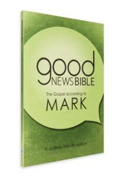 Picture of GNB DYSLEXIA FRIENDLY GOSPEL OF MARK PB