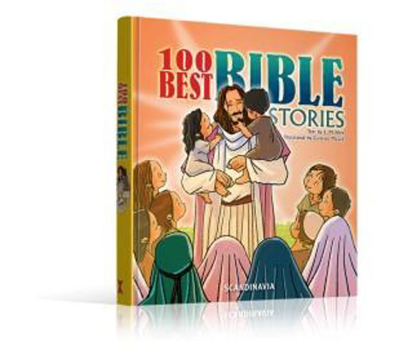 Picture of 100 BEST BIBLE STORIES HB