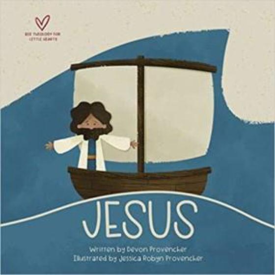 Picture of BIG THEOLOGY- JESUS BOARDBOOK