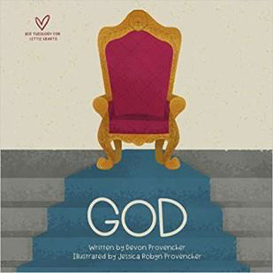 Picture of BIG THEOLOGY- GOD BOARDBOOK
