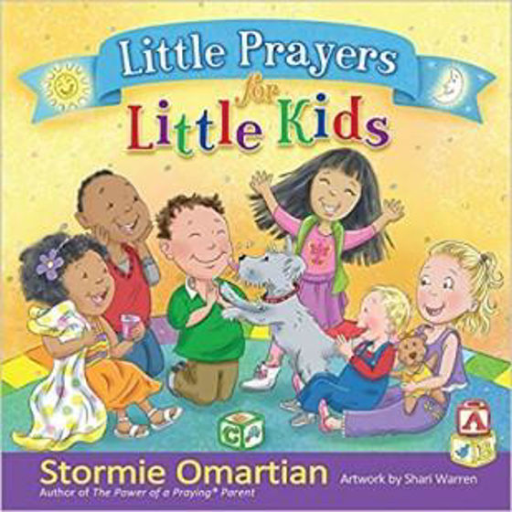 Picture of LITTLE PRAYERS FOR LITTLE KIDS HB