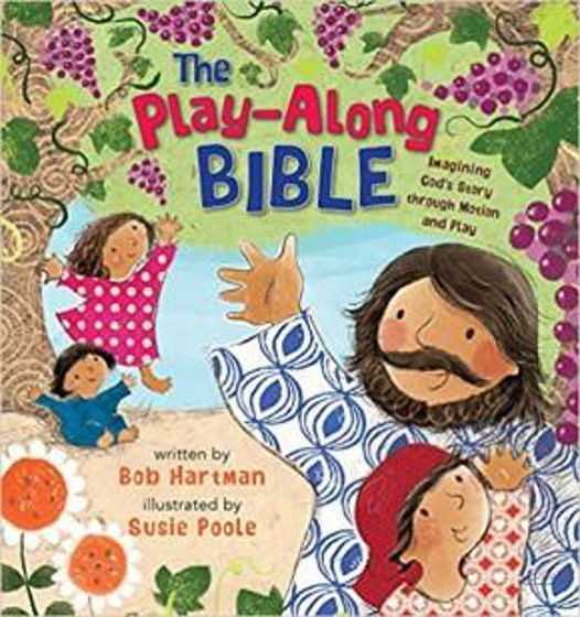 Picture of PLAY ALONG BIBLE PADDED