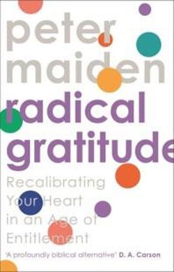 Picture of RADICAL GRATITUDE PB