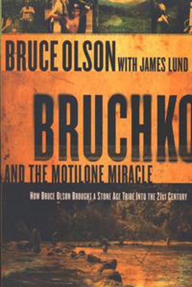 Picture of BRUCHKO & THE MOTILONE MIRACLE PB