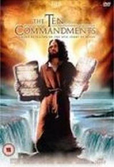 Picture of TEN COMMANDMENTS DVD