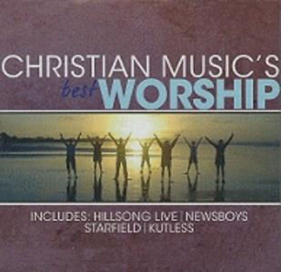 Picture of CHRISTIAN MUSICS BEST WORSHIP CD