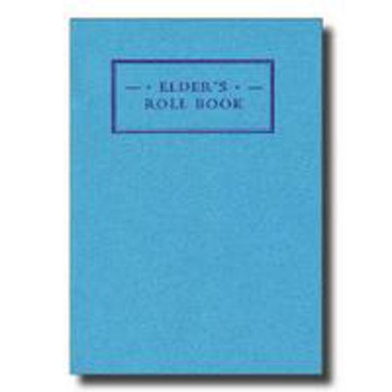 Picture of C OF S- ELDERS ROLL BOOK CA06