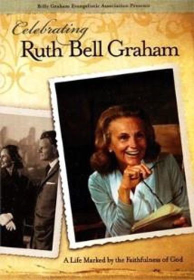 Picture of CELEBRATING RUTH BELL GRAHAM DVD