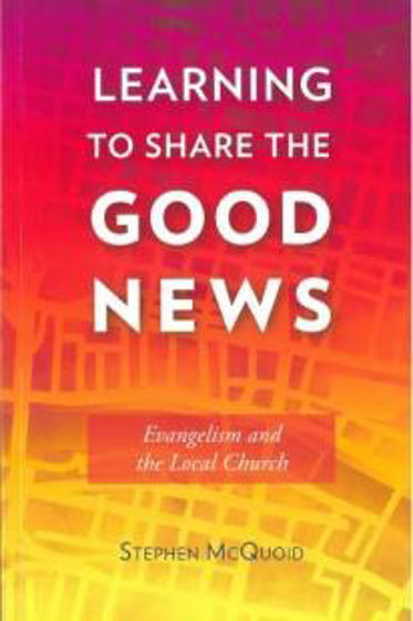Picture of LEARNING TO SHARE THE GOOD NEWS PB
