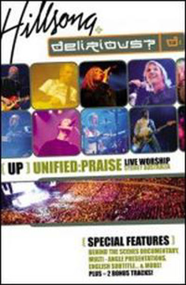 Picture of UNIFIED PRAISE DVD