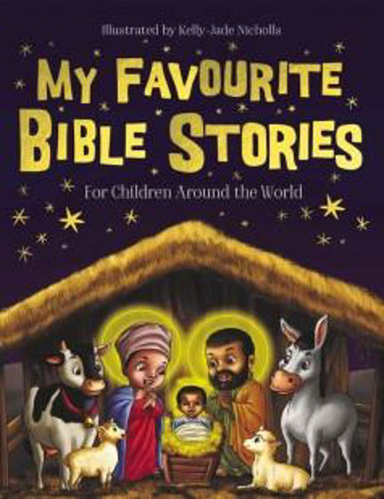 Picture of MY FAVOURITE BIBLE STORIES HB