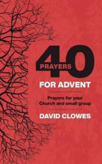 Picture of 40 PRAYERS FOR ADVENT PB