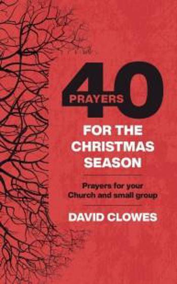 Picture of 40 PRAYERS FOR CHRISTMAS SEASON PB