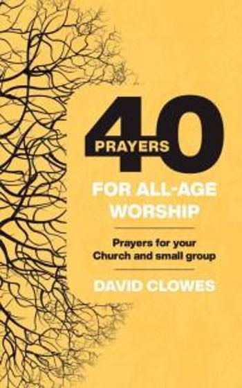 Picture of 40 PRAYERS FOR ALL AGE WORSHIP PB