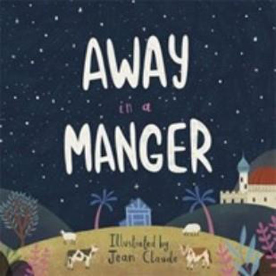 Picture of AWAY IN A MANGER PB