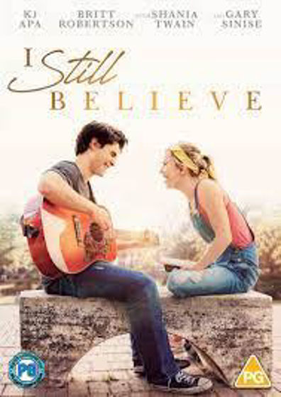 Picture of I STILL BELIEVE: Based on the Life of Jeremy Camp DVD