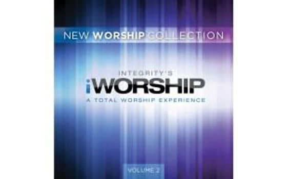Picture of I WORSHIP- NEW WORSHIP COLLECTION CD