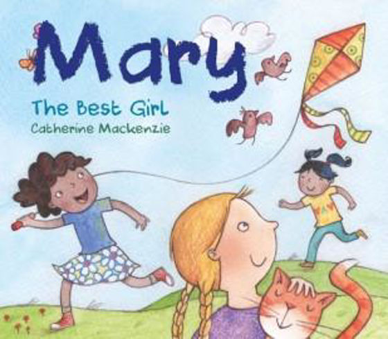 Picture of MARY THE BEST GIRL BOARD BOOK